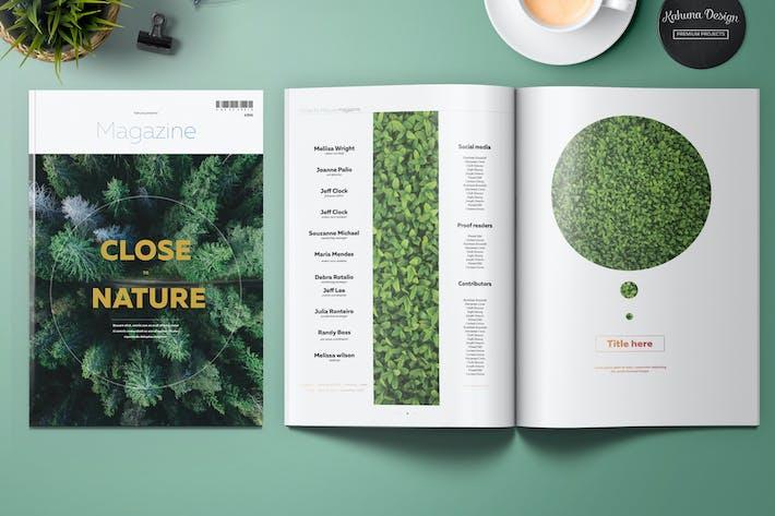 Thumbnail for Natural Magazine
