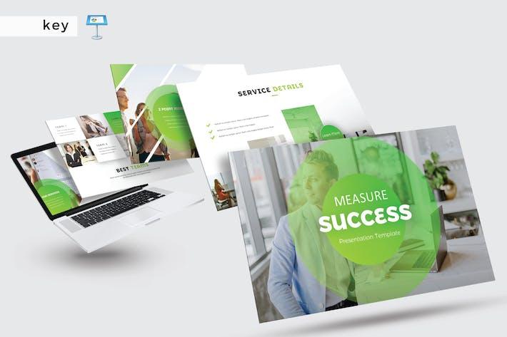 Thumbnail for MEASURE SUCCESS - Keynote V295