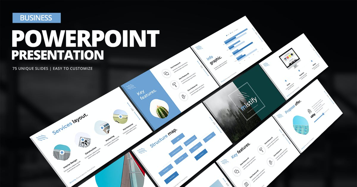 Download Business Powerpoint Presentation by Unknow
