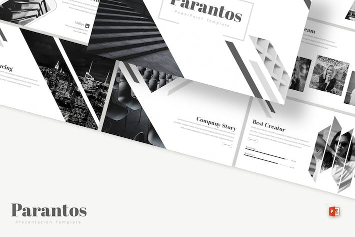 Thumbnail for Parantos - Powerpoint Template