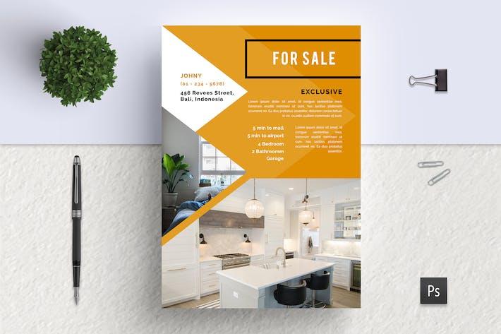 Thumbnail for Kertoson Professional Real Estate Flyer