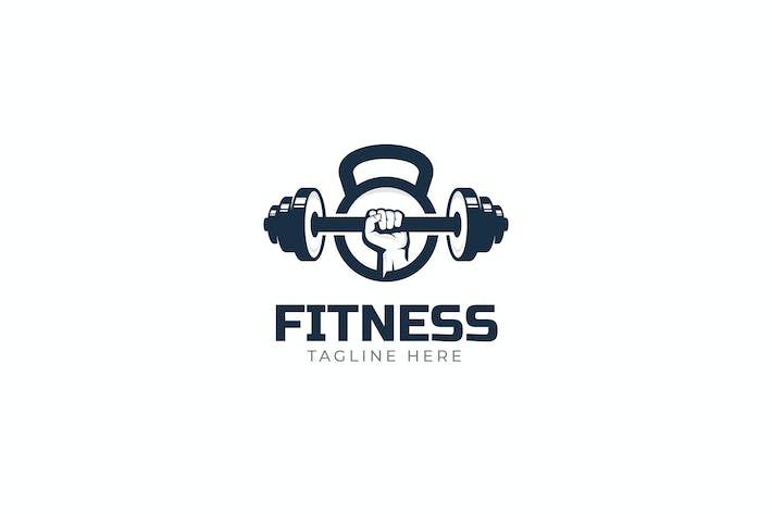 Thumbnail for Fitness Logo Template