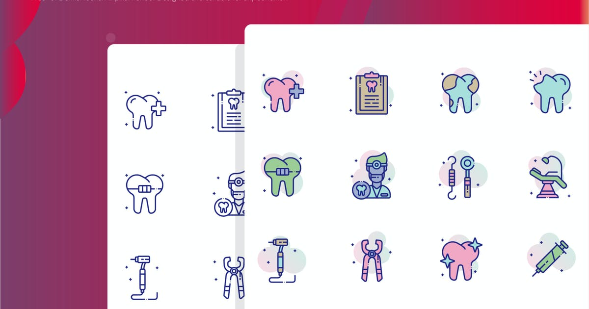 Download Dentist Icon Pack by inspirasign