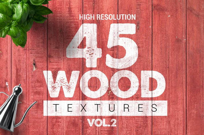 Cover Image For 45 Wood Textures vol2