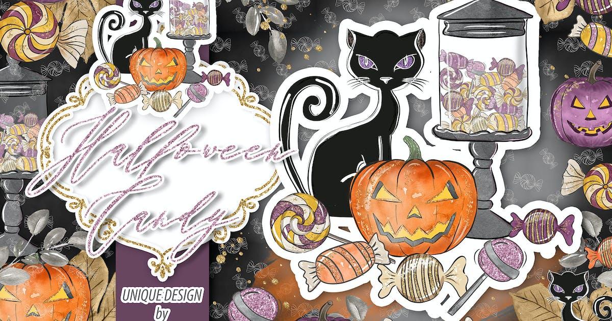 Download Halloween Candy design by designloverstudio