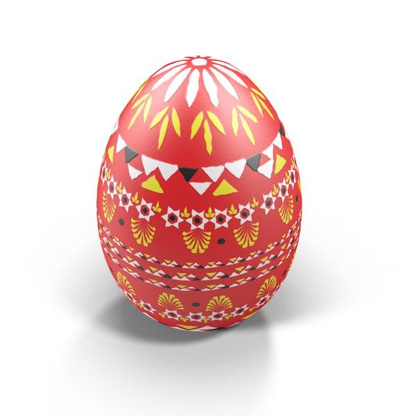 Немецкое пасхальное яйцо