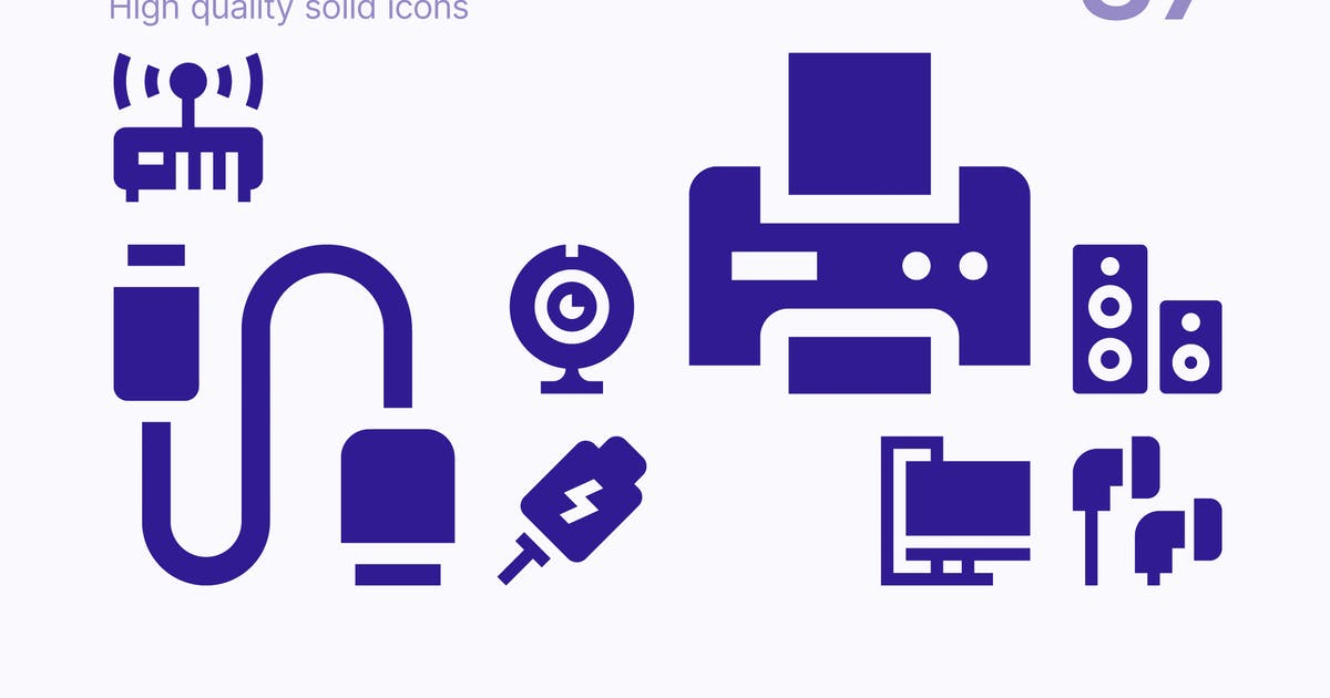 Download Computers and Accessories Icons by polshindanil