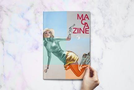 Kreatives Magazin