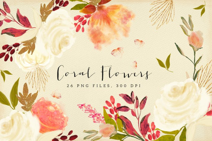 Thumbnail for Coral Flowers