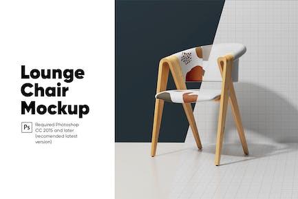 Lounge Chair Mockup