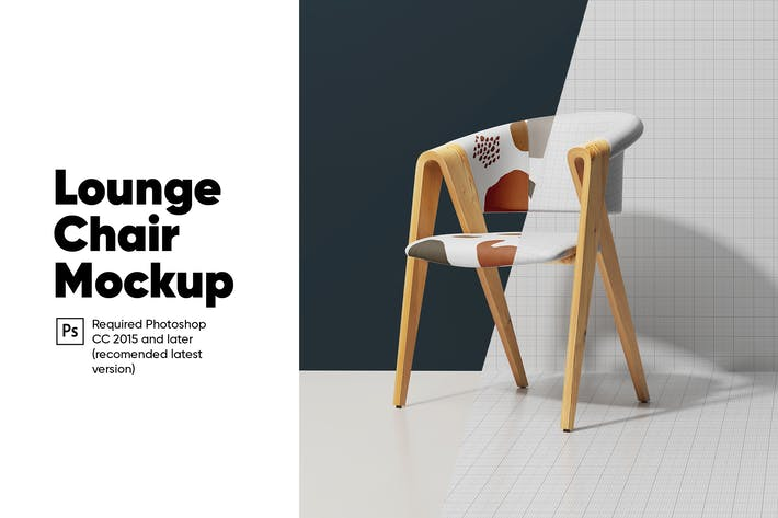 Thumbnail for Lounge Chair Mockup