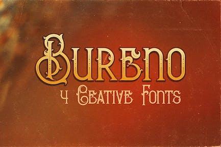 Bureno - Fuente Decorativas