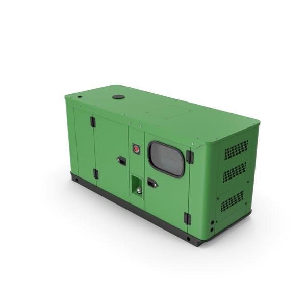 Thumbnail for Diesel Generator Green