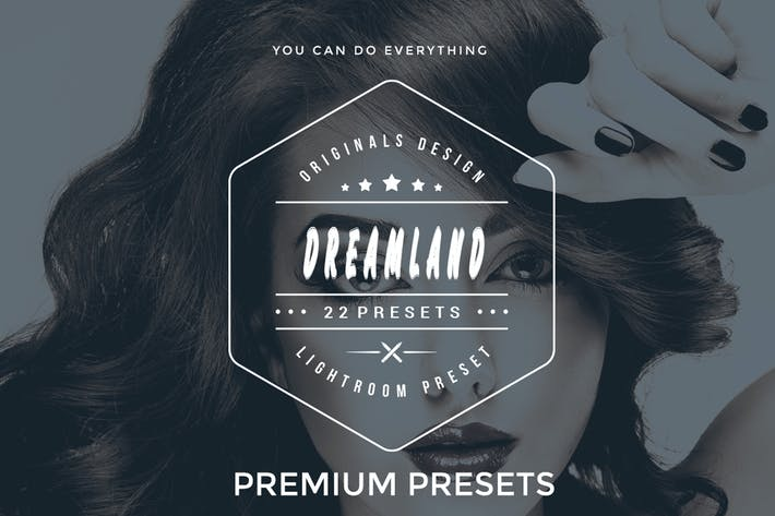 Thumbnail for Dreamland Lightroom Presets