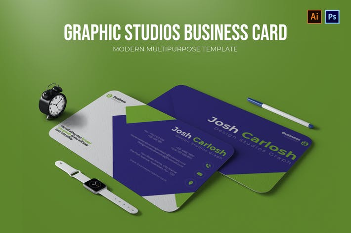 Graph Studios - Business Card