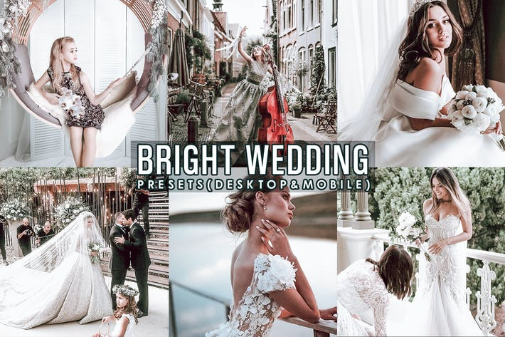 Thumbnail for Wedding Photoshop Actions