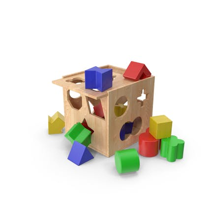 Wooden Educational Toy
