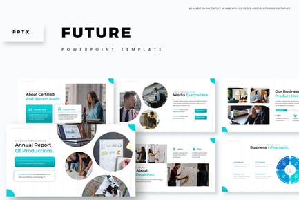 Future - Powerpoint Template