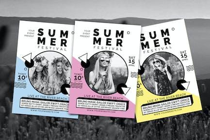 Summer Music Festival 3 in 1