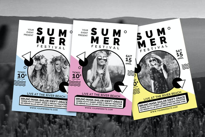 Thumbnail for Summer Music Festival 3 in 1