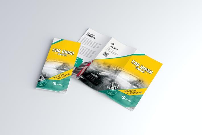 Thumbnail for Autowaschanlage Broschüre