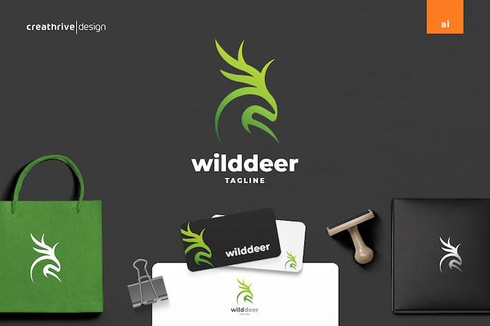 Thumbnail for Wild Deer Logo