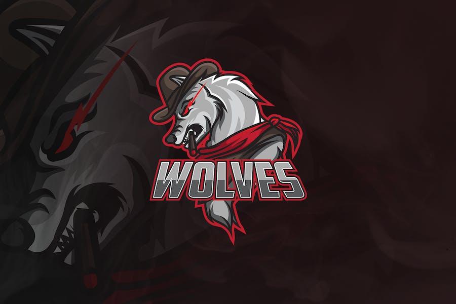Wolfboy - Mascot & Esport Logo