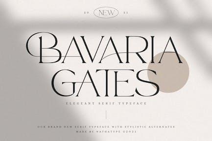 Bavaria Gates
