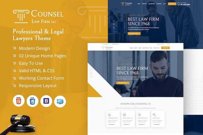Advisom | Anwaltskanzlei