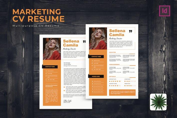 Thumbnail for CV marketing