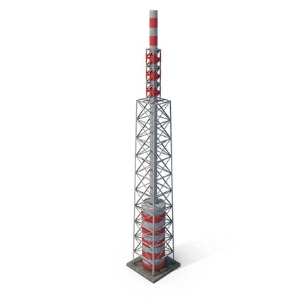 Industrial Site Tower