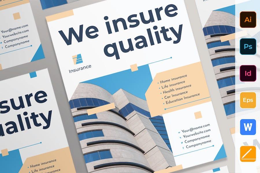 Insurance Agency Poster