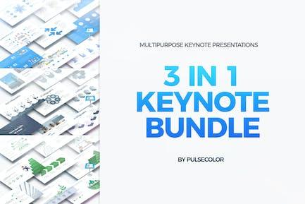 BUNDLE  - Multipurpose Keynote Presentations