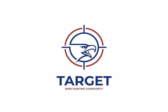 Bird Focus Targer Logo Design