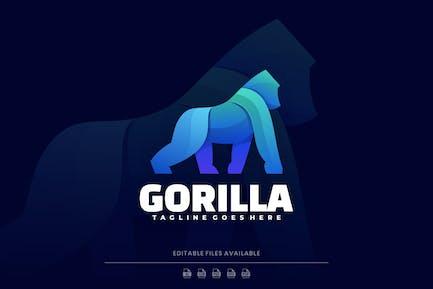 Gorilla Gradient Logo