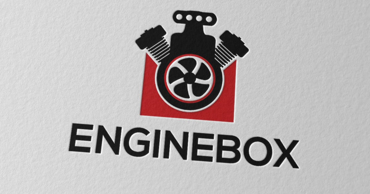 Download Enginebox Logo by Scredeck