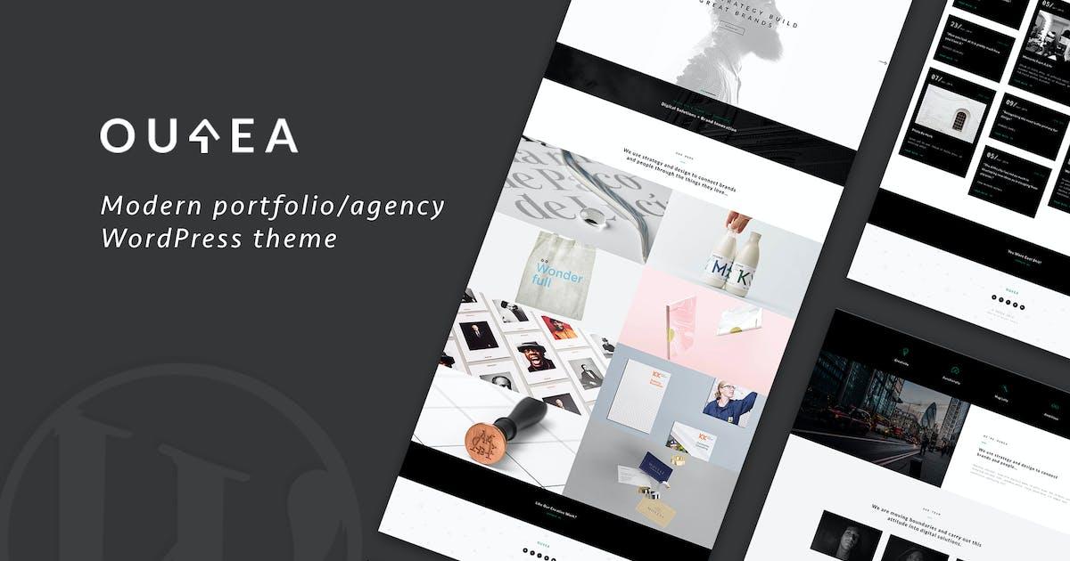 Download Ourea - Creative Portfolio / Agency WP Theme by IG_design