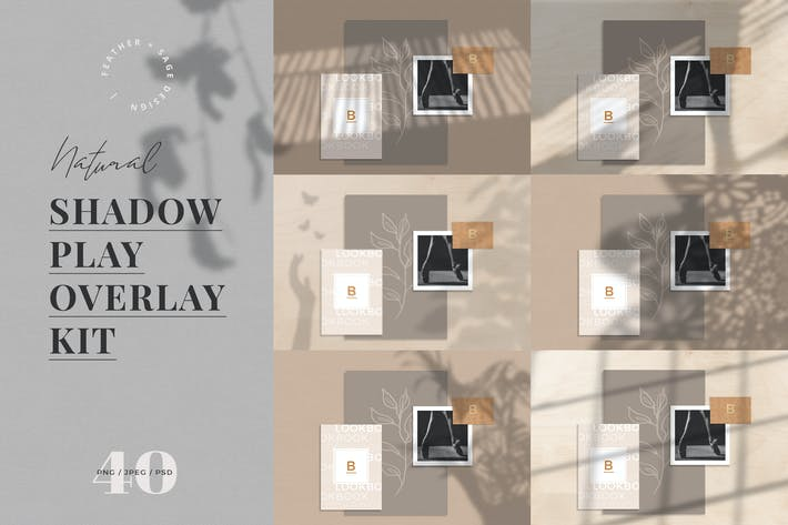 Cover Image For Natural Shadow Play Overlay Kit