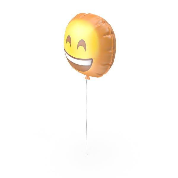 Very Happy Emoji Balloon