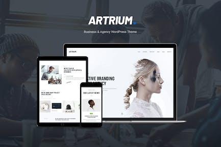 Artrium - Creative Agency & Web Studio WP Theme
