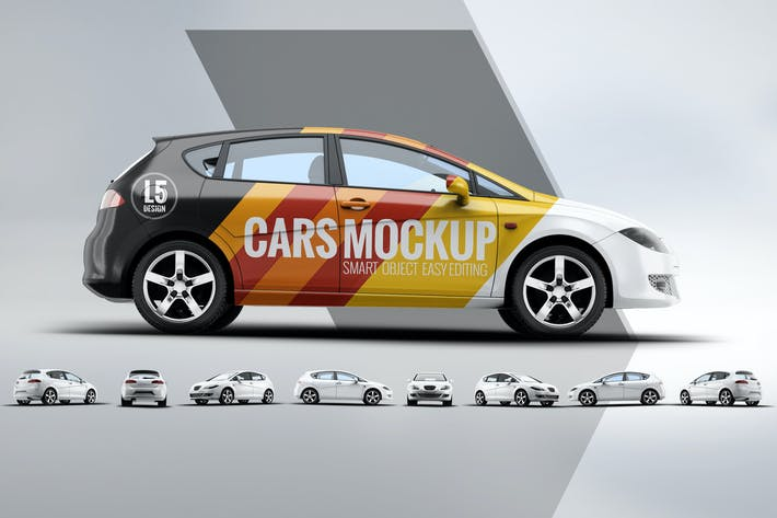 Thumbnail for Hatchback Mock-Up
