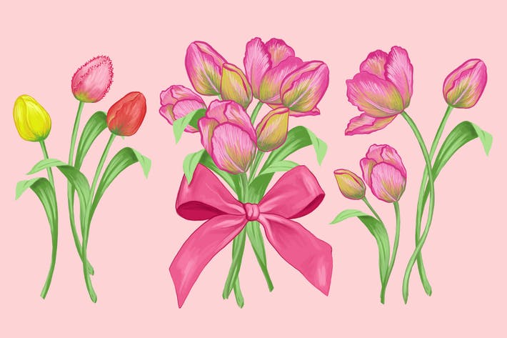 Thumbnail for Tulip Bouquet