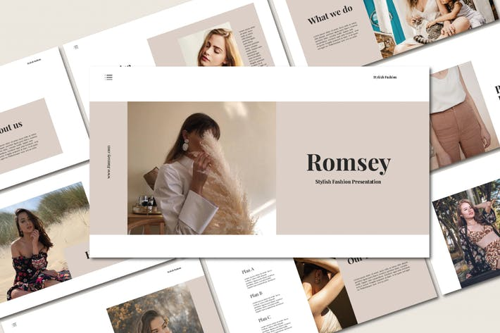 Thumbnail for Romsey - Fashion Presentation