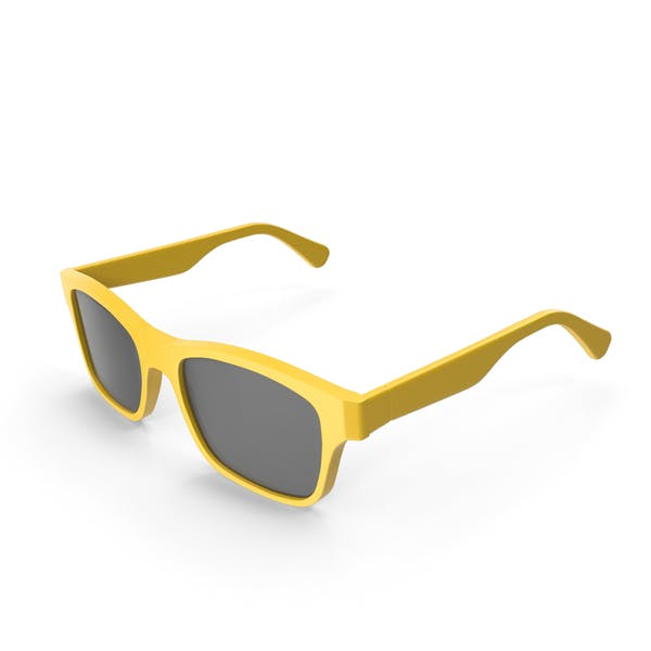 Thumbnail for Yellow Sunglass