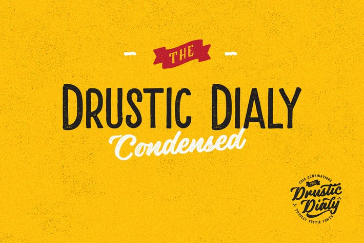 Thumbnail for Drustic Dialy Condensed