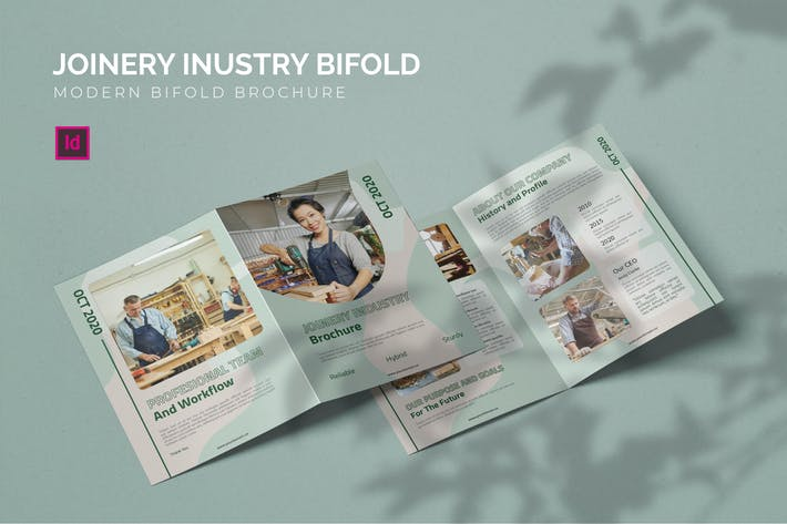 Thumbnail for Joinery Industry - Bifold Brochure