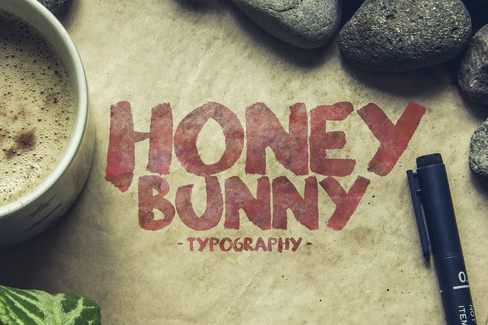 Cover Image For Honey Bunny