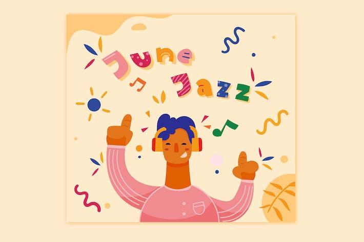 Thumbnail for June Jazz