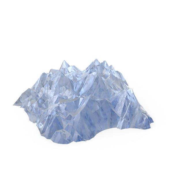 Fantasy Ice Mountains
