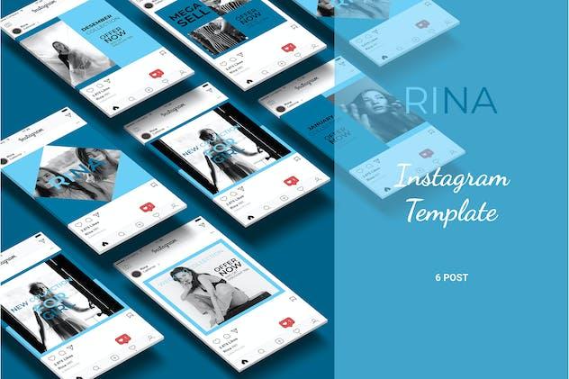Rina - Fashion Social Media Post Part 1